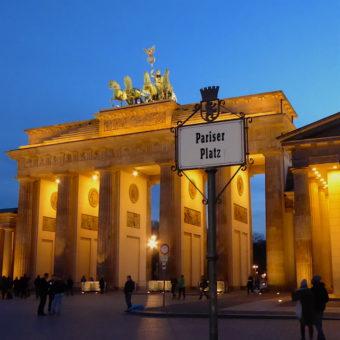 A Night Photography Walk through Berlin