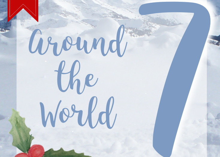 A Worldtrip in Christmas Cookie Recipes - December 7