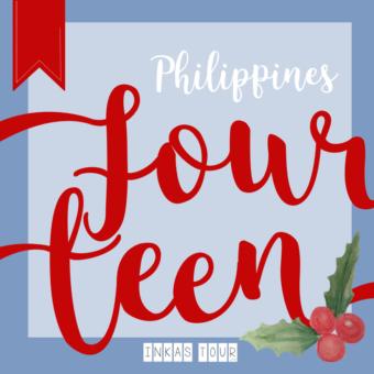 December 14 - Philippines The longest Christmas Season