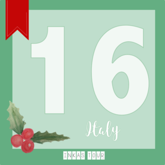 Torrone Italian Nougat Recipe - December 16
