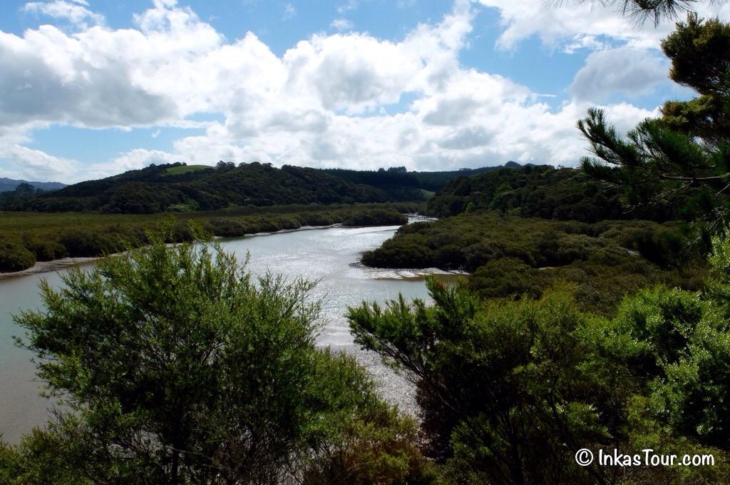 Haruru Falls, Northland, New Zealand