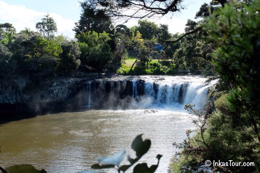 Haruru Falls Northland, New Zealand