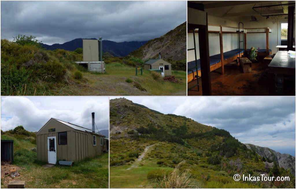 Kaikoura Mount fyffe hut