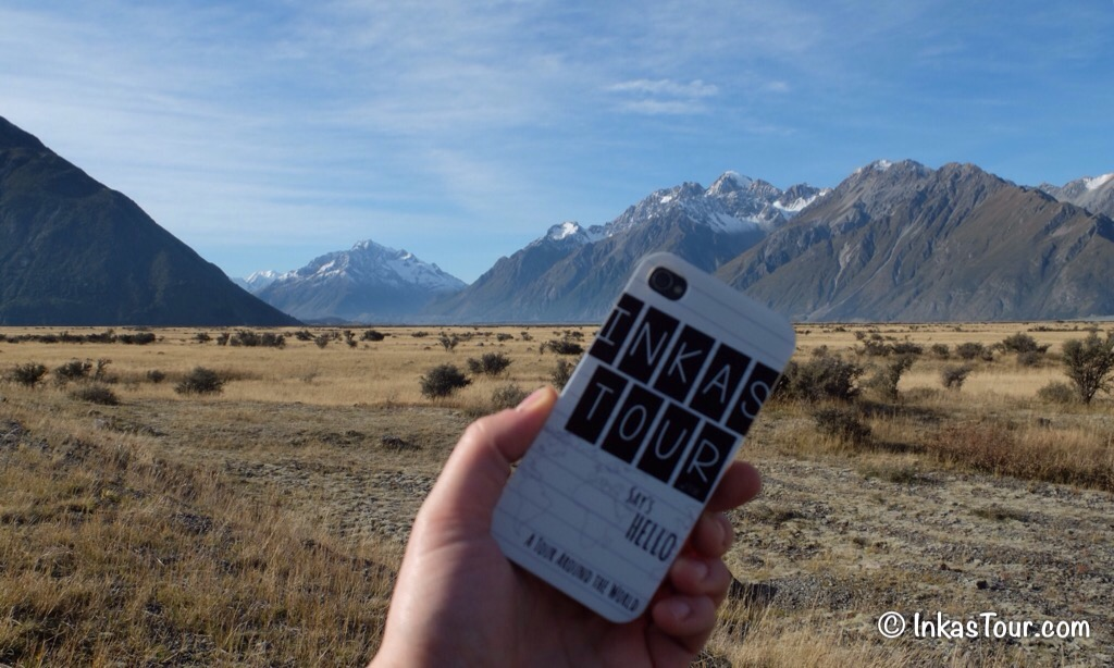 Tasman Valley, Mount Cook National Park