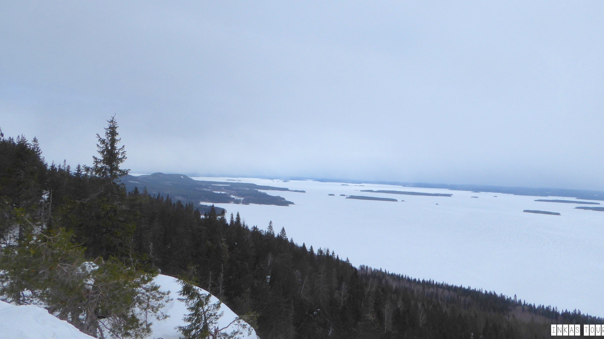 Koli National Park Circuit to the Tops Finland Vacation Inkas Tour Photography Salad around the World