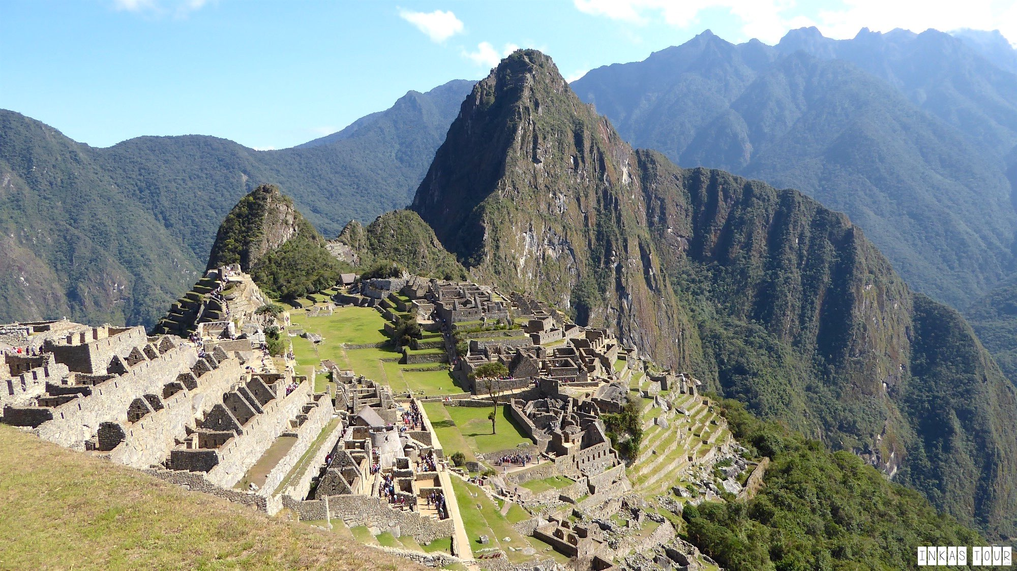 Machu Picchu Facts - The Classical View