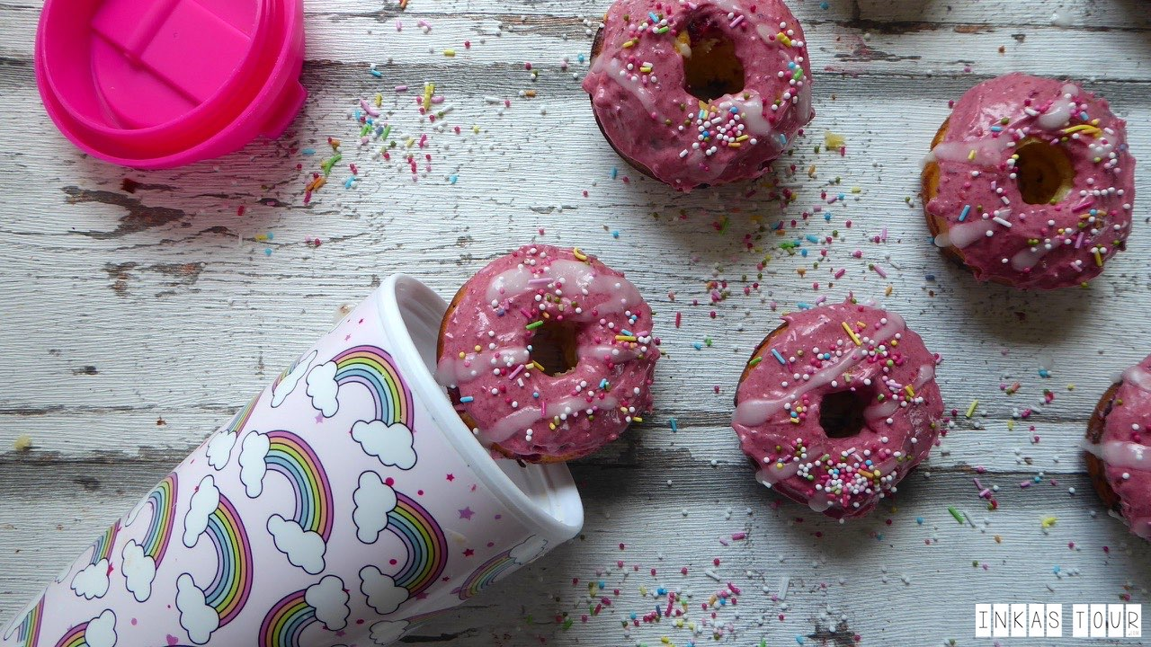 Oven Donut Recipe Raspberry Donuts Munkki Finland Inkas Tour A Photography Salad around the World