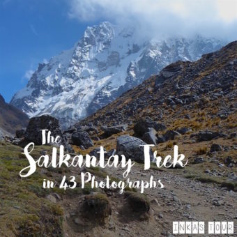 The Salkantay Hike in 43 Photographs
