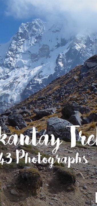 The Salkantay Hike in 43 Photographs