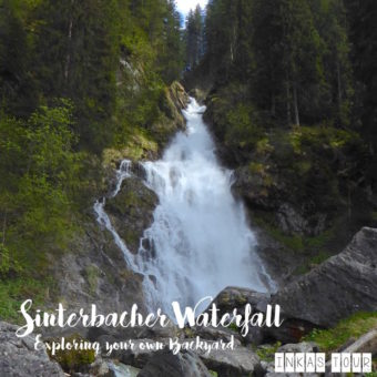 A charm tucked away in the Valley - The Sinterbacher Waterfall