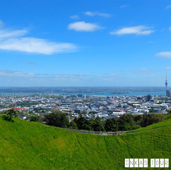 Impressions of Auckland, New Zealand