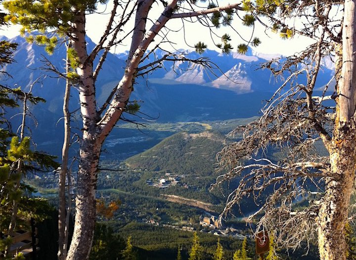 5 things to to in Banff, Alberta, Canada