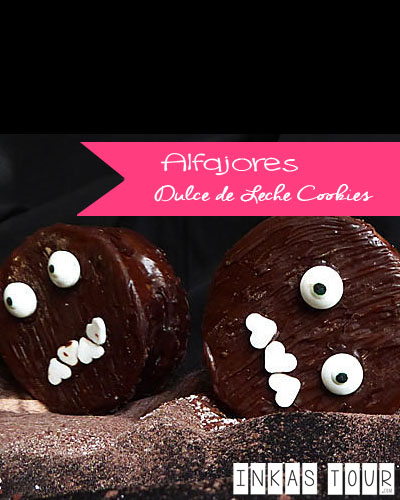 Alfajores Recipe- Dulce de Leche Cookies