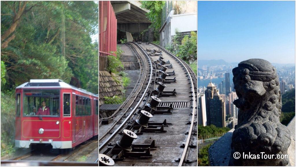 the Peak 8 hour layover in Hong Kong
