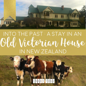 Into the past : Staying in an old Victorian House in New Zealand
