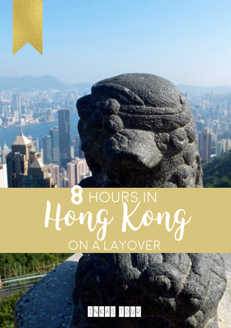 8 hour layover in hong kong