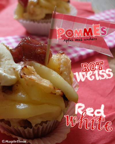 Nothing is the way it seams - French Fries with a twist !