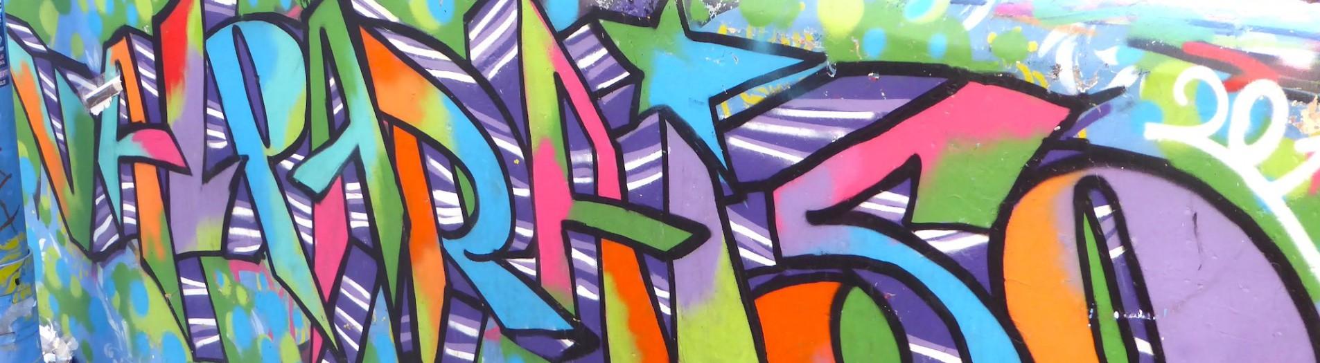 Valparaiso, Chile - A grafitti covered City!