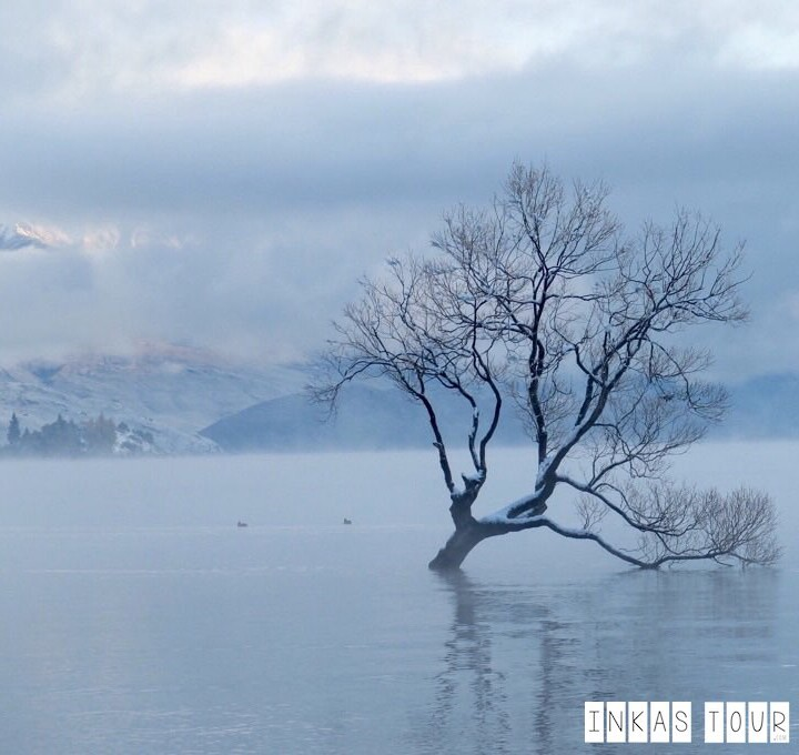 5 hours of Snow - Wanaka in Winter Wonderland